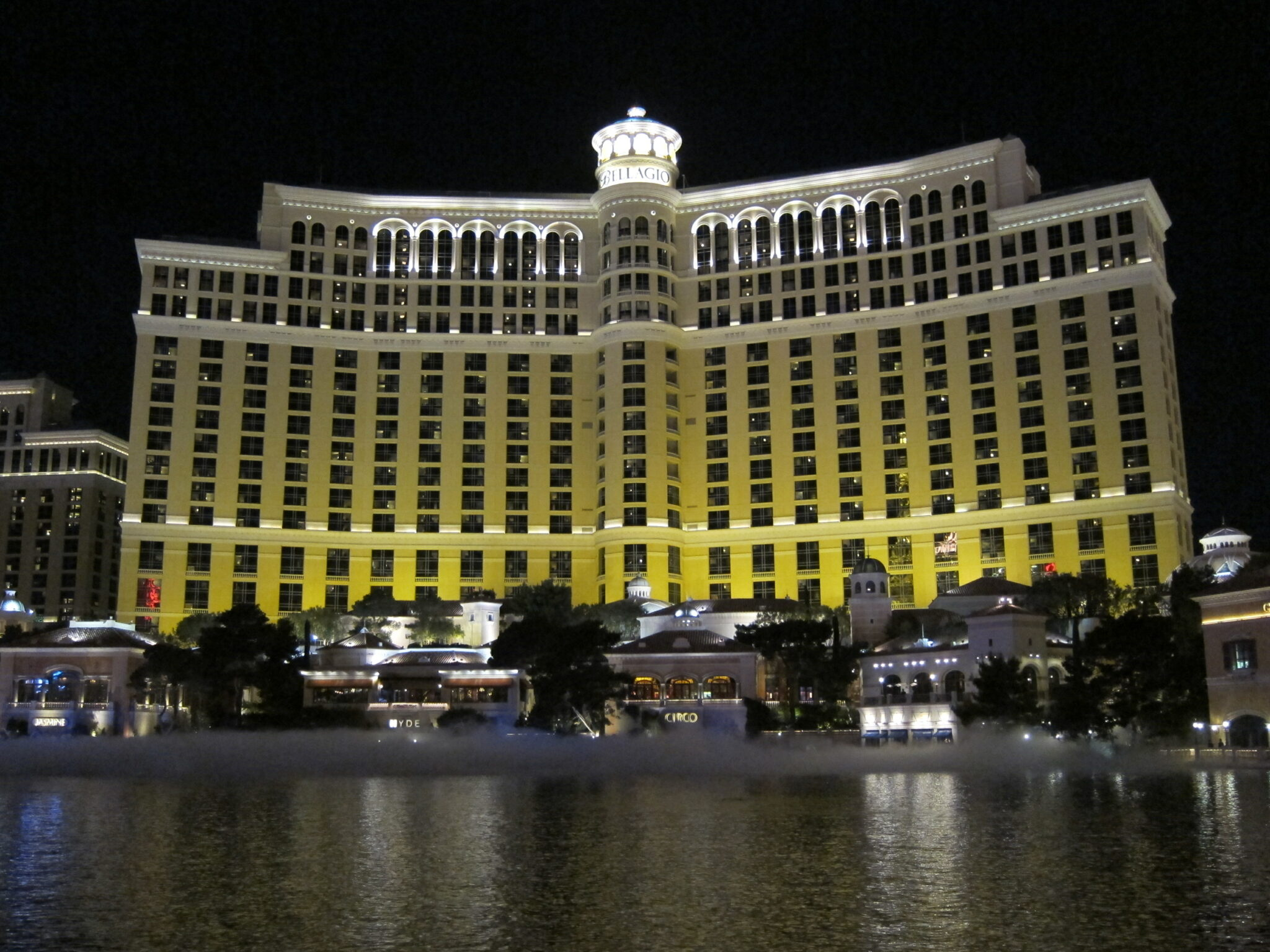 Bellagio Hotel, Las Vegas