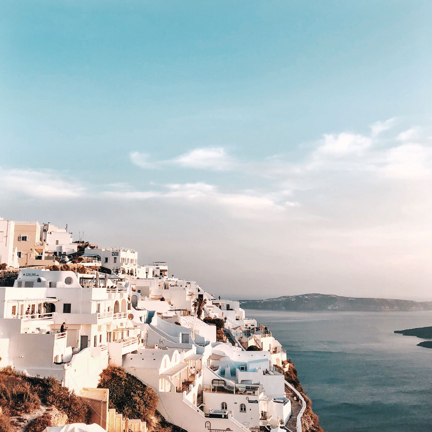 My Top 5 Holidays of All Time | Santorini, Greek Islands