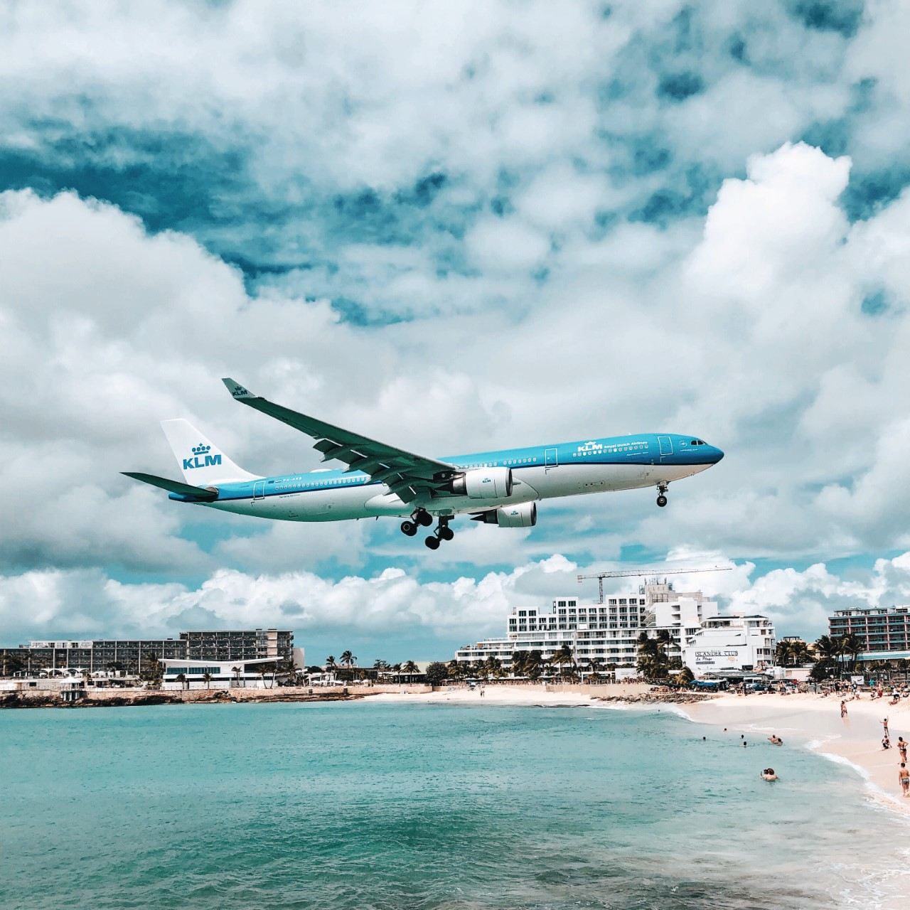 Plane Spotting in St Maarten - A Day at Maho Beach - Caribbean