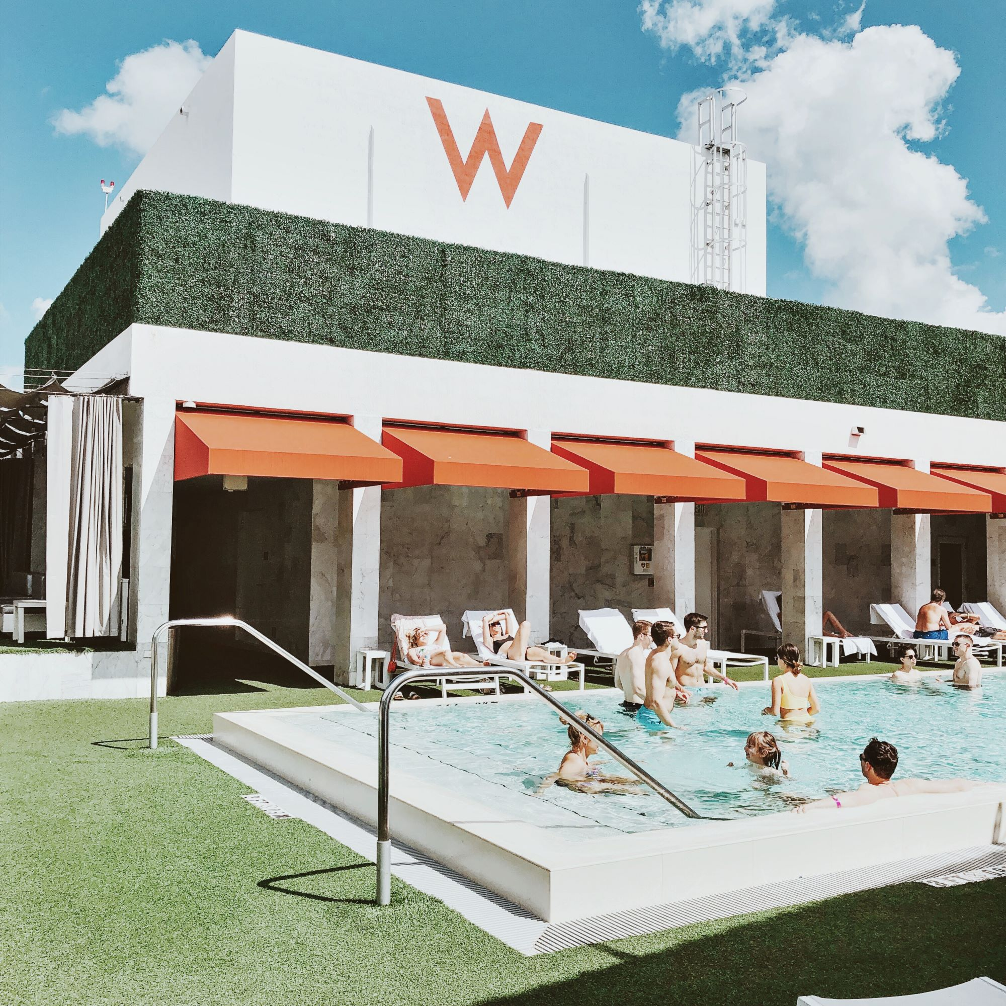 W Hotel Miami | Travel Diary