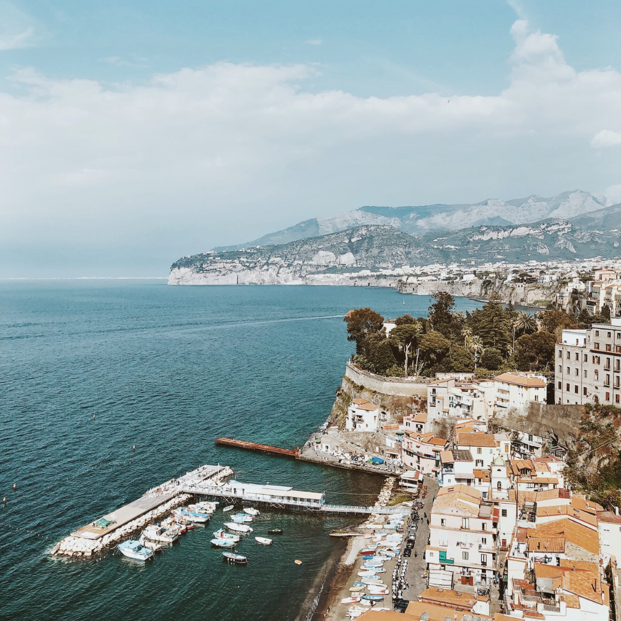 Travel Diary | Sorrento, Italy (with kids)
