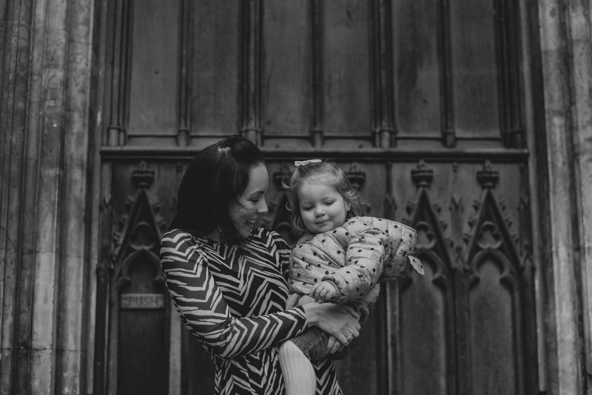 Mummy Daughter Photo Shoot