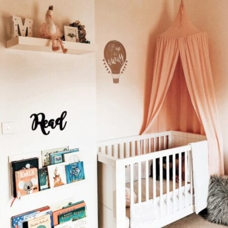 Kids Wall Stickers - Creating a Toddler Girl's Room