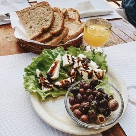 Madeira Food Poncha