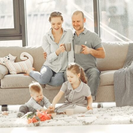 4 Tips for a Happy and Healthy Family
