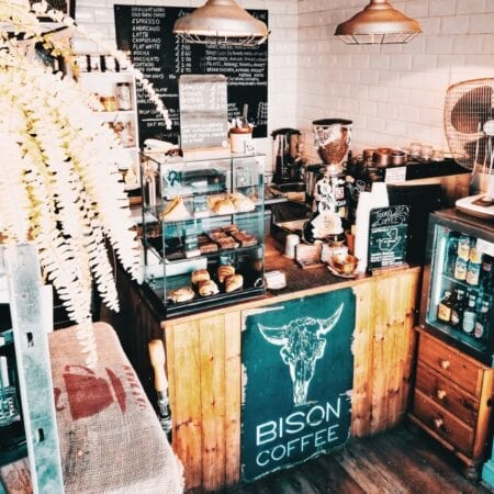 coffee shops in York