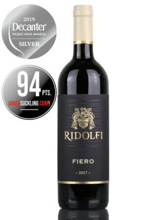 good Italian red wine