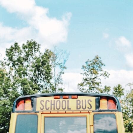 Helping Your Child Prepare for the School Bus