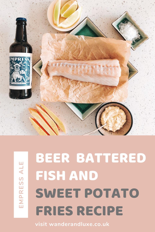 beer battered fish recipe