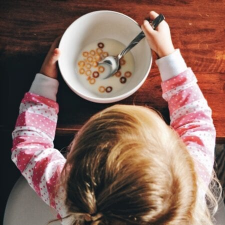 Tips, Tricks & Tactics for Dealing with Fussy Eaters