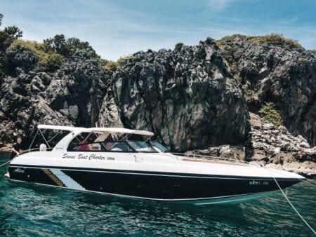koh samui boat charter jet speed boat